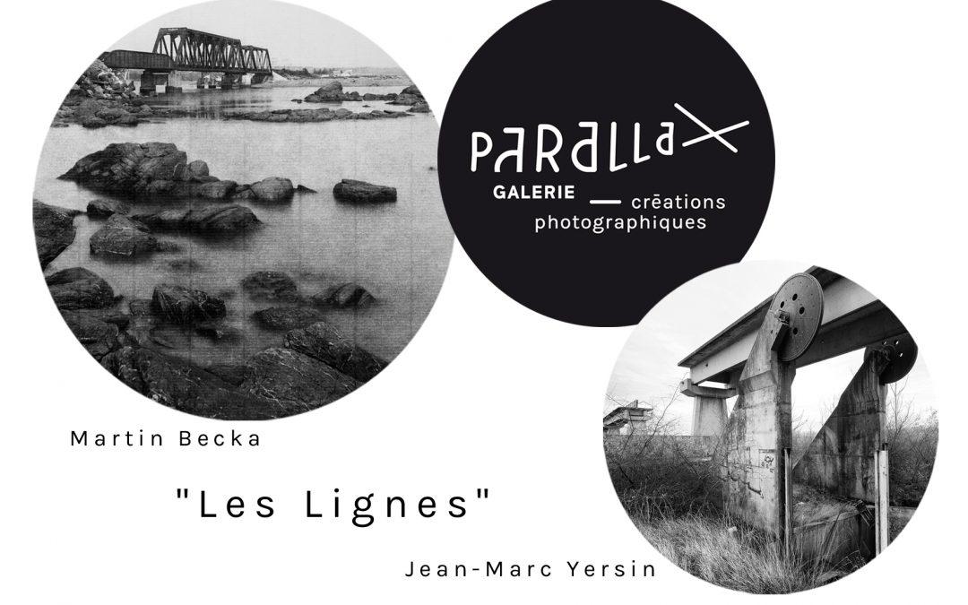 """""""Des lignes"""" exposition du 23 février au 27 avril"""