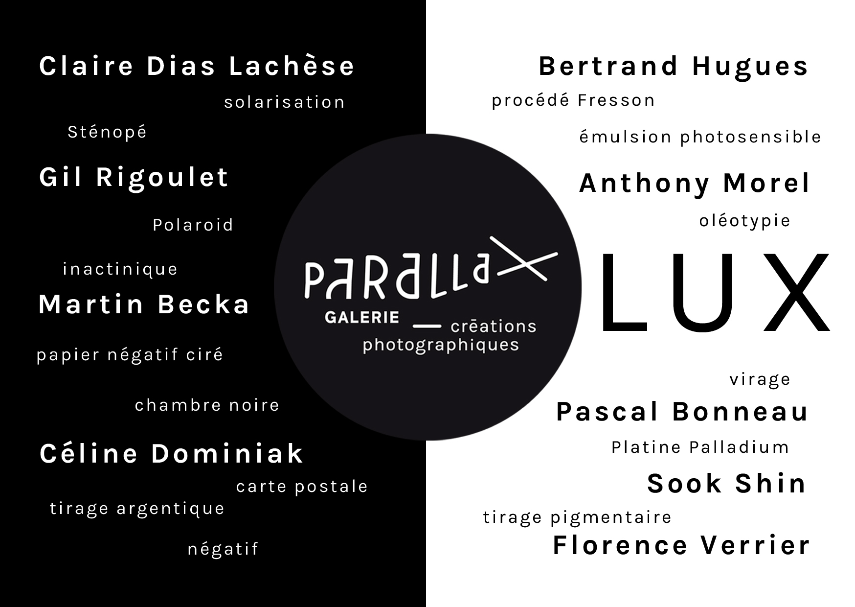 "Exposition ""Lux"""