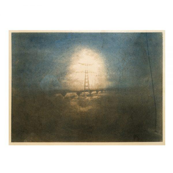 photographie contemporaine, cyanotype, exposition,galerie d'art , aix en provence