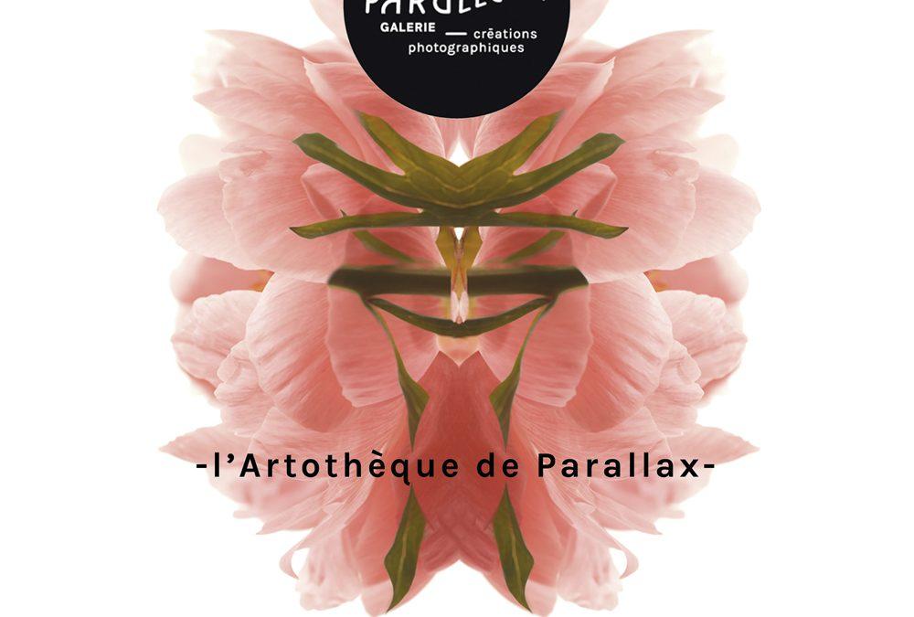 L'artothèque de Parallax